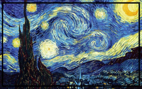 Van-Gogh-Starry-Nights framed_600x