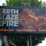 earth, glaze and fire